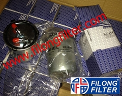 FILONG Manufactory Supplier For MAHLE Fuel filter KL494   6Q0127401F  WK823/2