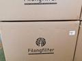 FILONG Manufactory Supplier For MAHLE Fuel filter KL494 6Q0127400F, 6Q0127401F PP986 P10100   H281WK FS0102 WK823/2  ELG5318 FCS725