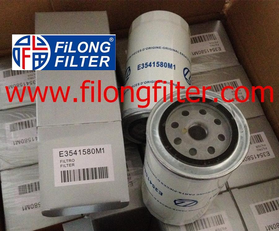 FILONG Manufactory  For PERKINS For LANDINI Oil filter  E3541580M1