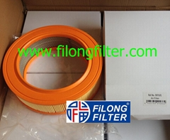 FILONG Manufactory For MERCEDES-BENZ Air filter  0000949504, 0010940405, 0010949504, A0000949504, A0010940405, A0010949504 	25062205, 93892087, 9974119 	5005831, 5009064, A790X9601AAA, A810X9601KA 	AR204  CA3159 E87L, E87L01   LX264 	EL3313, EL3331  A47708, PM1708   SB205