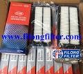 FILONG Manufactory For KIA Air filter 28113-07100 2811307100  C2617 LX2865 AP182/7 E687L CA10683 ELP9269 PA3189  A1330 SB2231 S3308A