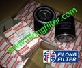 FILONG Manufactory For ISUZU Oil filter