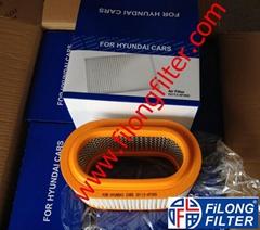 FILONG Manufactory For HYUNDAI Air filter 28113-4F000 281134F000 SB2160
