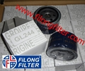 FILONG Manufactory For GIF Oil filter