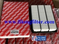 FILONG Manufactory For TOYOTA Air filter 17801-30040 C32005 LX1700 17801-30080 	1780107010, 1780107101, 1780130040, 1780130080, 1780150040 AP143/2, AP143/3, AP1433  CA8918 LX1700  A1323 SB926