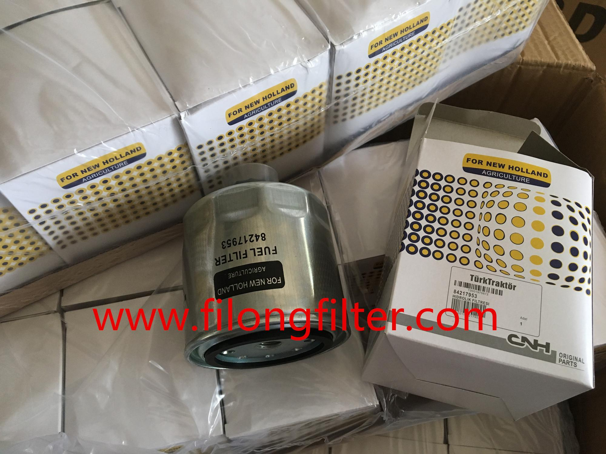 FILONG Manufactory Supplier For CNH  For New HOLLAND Oil filter 84217953