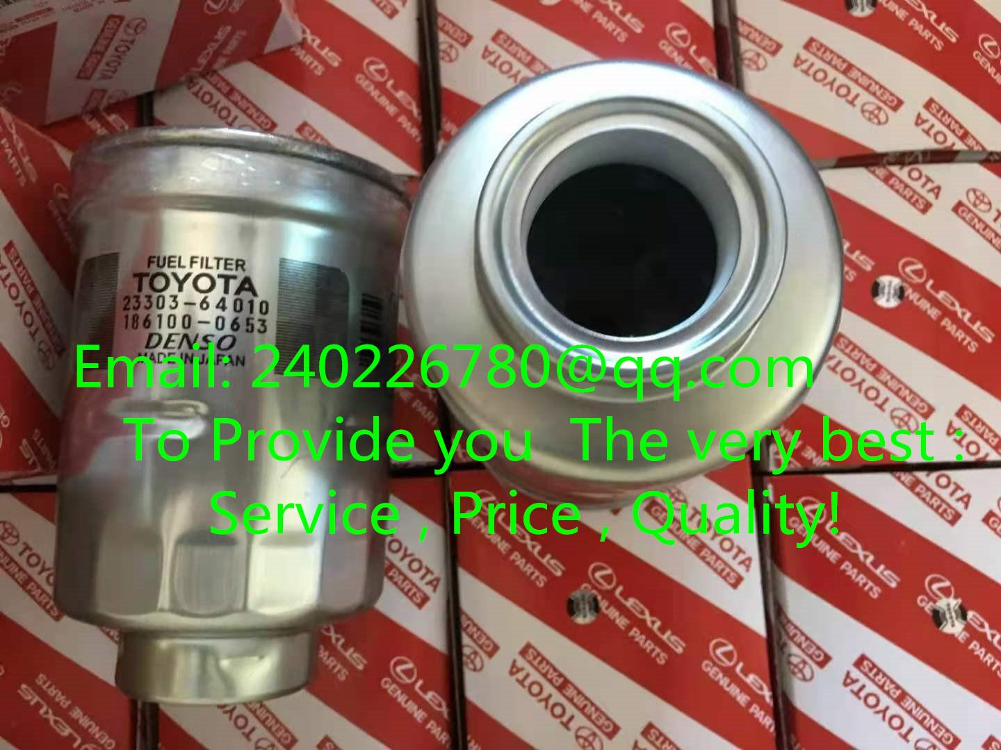 FOR TOYOTA Hilux  Fuel Filter 23303-64010  2330364010 23303-64020  23390-64010