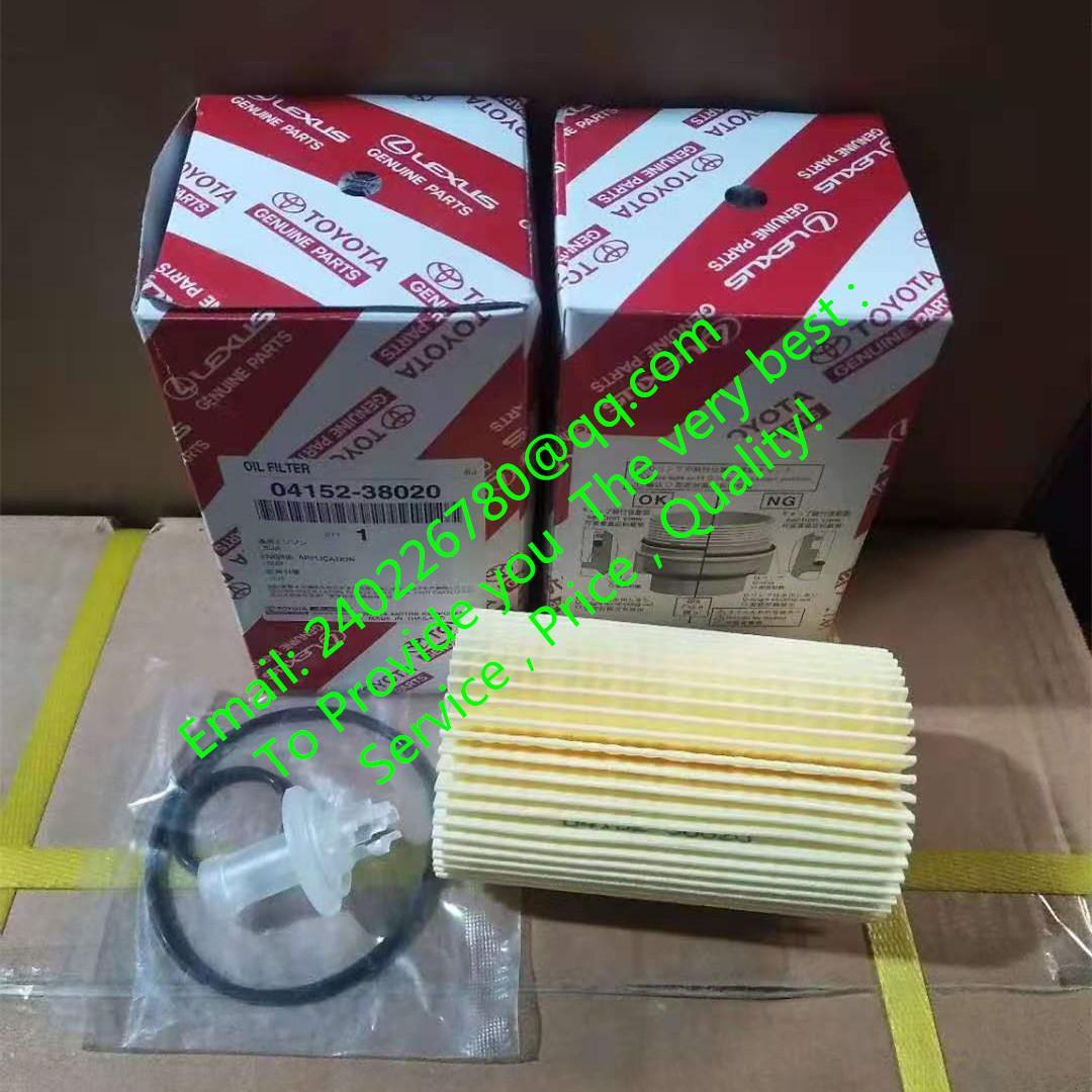 FOR TOYOTA LEXUS LX460 ,LEXUS   LX450d,LEXUS   LX570  ,TOYOTA   Land Cruiser Oil Filter 04152-38020  041523802004152-51010 04152-YZZA4 04152YZZA4