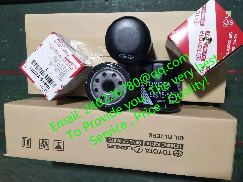 FOR TOYOTA Camry Oil Filter 90915-YZZE1 90915YZZE1 90915-10001 90915-03001  TOYOTA  Corolla ,TOYOTA  Harrier ,TOYOTA  RAV 4, TOYOTA   Yaris/Vios/Limo