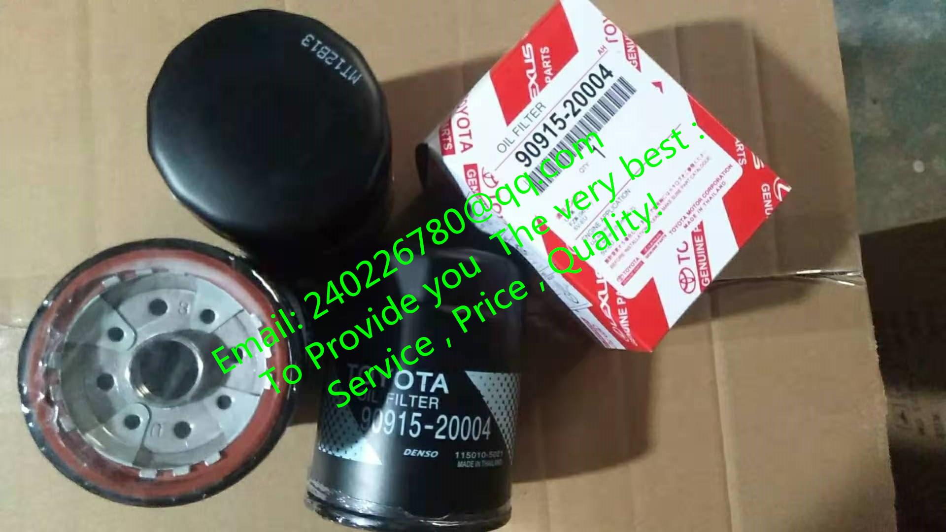 FOR TOYOTA Crown Oil Filter 90915-20004  9091520004  90915-YZZB6