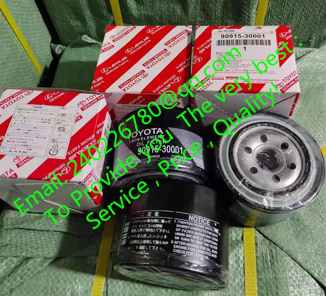 FOR TOYOTA Corolla Oil Filter 90915-30001 9091530001  90915-03003  9091503003