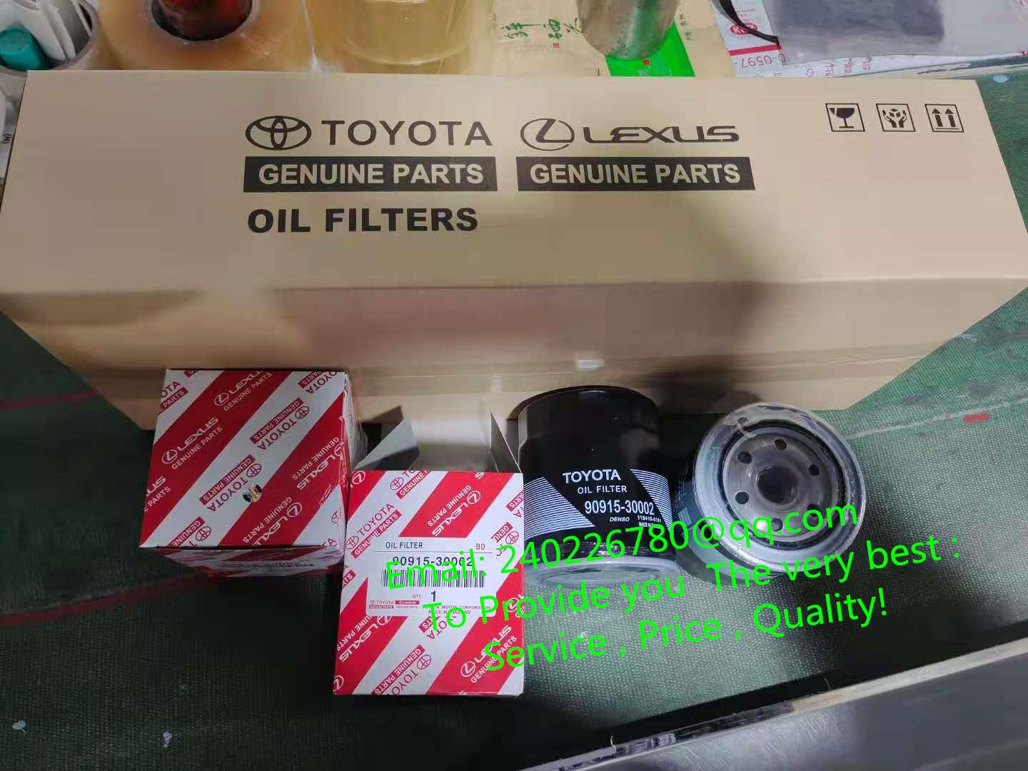 FOR TOYOTA Hiace Oil Filter 90915-30002  9091530002  90915-30002-8T 90915-03006  1