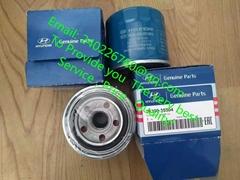 Genuine Kia/HYUNDAI Spin Off oil filter OEM 26300-35504 2630035504 26300-35500  26300-35501 26300-35503