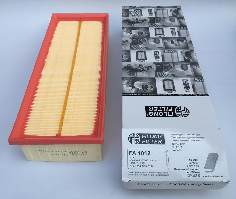 OEM Number: VAG1K0129620D, 1K0129620F, 1K0129620G, 1KD129620A, 1KD129620B, 3C0129620A, 5C0129620 Reference Number: ACDelcoPC2489E ALCO FILTERMD8060 BOSCH1987429404, F026401705, L705 CLEAN FILTERMA1356 CHAMPIONU806 COMLINEEAF501 CoopersFiaamPA7444 DELPHIAF20125 FILTRONAP139/2 FILONGFA1012 FRAMCA9711 HENGST FILTERE488L JS FILTERA0348 KNECHTLX1211 MAHLE FILTERLX1211 MANN-FILTERC35154 MECAFILTERELP9072 MULLER FILTERPA2102 PURFLUXA1160 PUROLATORA18346 SCT GermanySB2117 SOFIMAS2012A TECNOCARA2102 UFI3018700 UNIPARTGFE2711 WIX FILTERSWA6781  Product Parameters: Length/DiameterWide / Inner diameterHeight 34513670 Description and application: MARCAMODELLOTIPOKW (CV)CCMOTOREPERIODO AUDIA3 (8P1)1.6 TDI66 (90)01598CAYB05/09-08/12 SEATALHAMBRA (710, 711)1.4 TSI110 (150)01390CAVA,CNWB,CTHA06/10- SKODAOCTAVIA (1Z3)1.6 TDI77 (105)01598CAYC06/09-04/13 VWBEETLE (5C1, 5C2)1.4 TSI118 (160)01390CAVD,CNWA,CTHD,CTKA10/11-