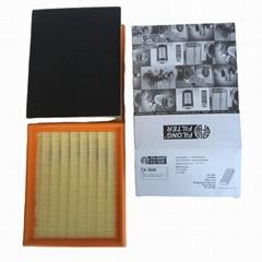 FILONG manufacturer Air filter FA-3020 1444.CA C21104/2 LX1568 1444CC 1444CJ 1444CK 1444VQ AP080/10 CA9622 E490L SB2061 A1159
