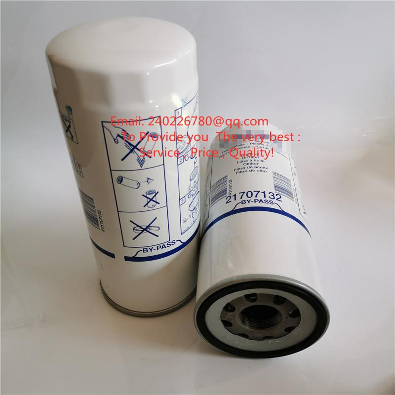 FILONG Manufactory  VOLVO Oil Filter(Lubrication)  21707134  CLAAS	00 0360 014 0 CLAAS	360 014.0 FORD	5011 417 FORD	5011 502 O & K	800 0239 POCLAIN	W 12505-99 VOLVO	466634 VOLVO	466634-3 VOLVO	21707134 VOLVO	466634-1 ART NUMBER  ACDelco	PF 857 ALCO FILTER	SP-1010 ASAS	SP 424 ASAS	SP 824 BALDWIN	B76 BALDWIN	B76-B BOSCH	0 451 403 077 CLEAN FILTERS	DO 300  FILONG FO6023