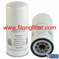 FILONG Fuel Filter Manufacturers in China VOLVO Fuel Filter 20976003 20405160 20815011,FORDA830X9601BAA MACK2097 6005 MACK205 39582 MAN51 12503 0053 MAN51.12503.0053 MAN51125030053 MERCEDES-BENZ0010948304 RENAULT TRUCKS74 20 976 001 RENAULT TRUCKS74 20 541 381 RENAULT TRUCKS74 85 116 634 VOLVO20405160 VOLVO20815011 VOLVO20976003 VOLVO20430751 VOLVO2097 6003,  A.L. FILTERALG 2075 A.L. FILTERALG-2075 ALCO FILTERSP-1270 ASASSP 928 M BOSCHF 026 402 017 BOSCH1 457 434 446 CLEAN FILTERSDN 1956 COOPERSFSM 4261