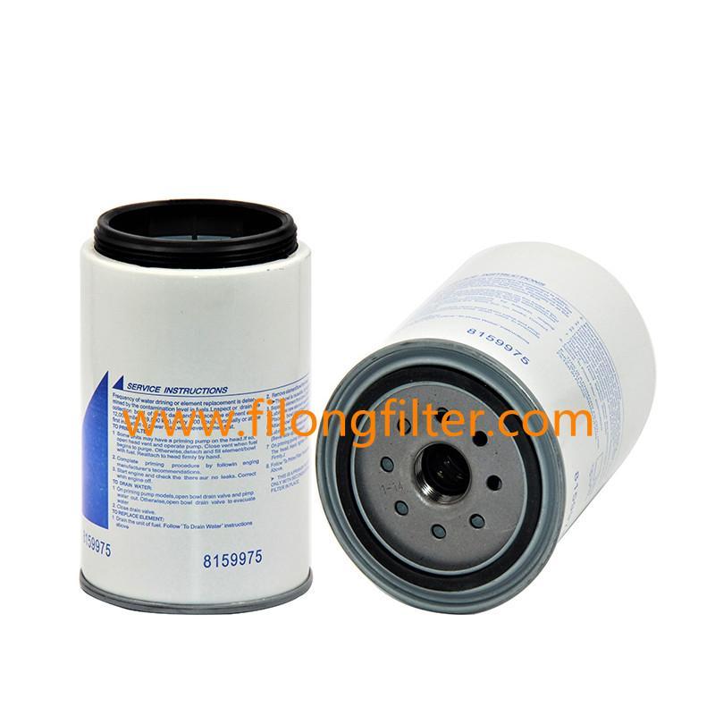car Fuel Filter supplier in china for VOLVO FUEL WATER SEPARATOR 8159975 3945966, CLAAS00687110 CLAAS11342140 CLAAS0000687110 DAF1296851 JCB (BAMFORD)SC1393640 JOHN DEERERE500186 MAN51125030066 MERCEDES-BENZ3754770002 SCANIA1393640 VOLVO3945966 VOLVO81599755 VOLVO8159975, A.L. FILTERALG2172 ALCO FILTERSP1314 BALDWINBF1329O BOSCH0986450734 BOSCHF026402025 BOSCH0986TF0254 COOPERSFSM4208 DELPHIHDF302