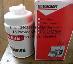 MOTORCROFT Fuel Filter EFG87 6202100 5020307, 6140787, 6164913 844F9176CAB