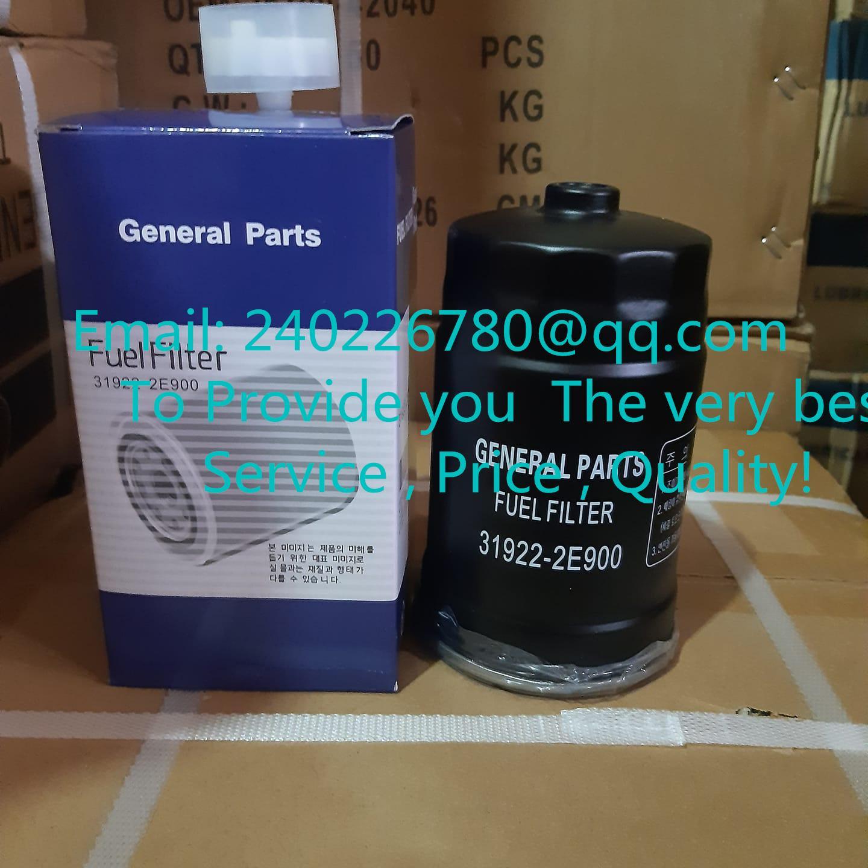 FOR HYUNDAI FUEL FILTER 31922-2E900 31922-3A850 31922-2EA00 WK824/1 H70WK13  FILONG FF50004