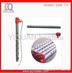 Industrial Quartz Electric Immersion Heater