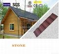 Maintance Free Beautiful Stone Coated