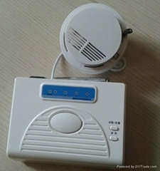 无线烟雾报警器