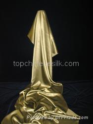 Silk Charmeuse satin color No.16 1