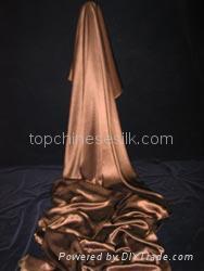 Silk Charmeuse satin color No.21 1