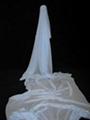 100% quality silk fabrics dyed clr no.22 1