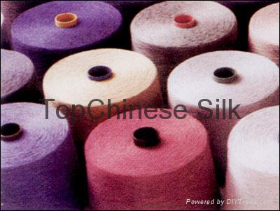 silk spun dyed 1