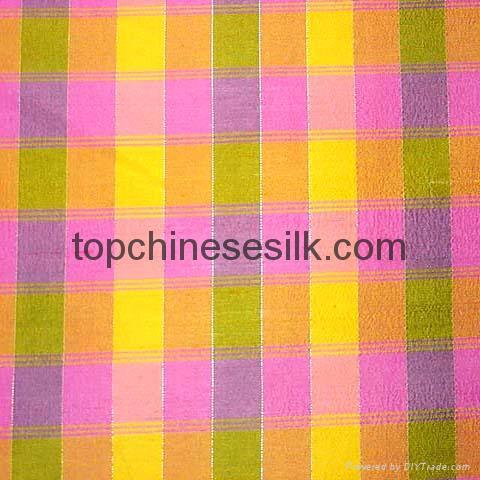 色織滌雙宮綢 5