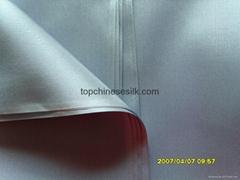 silk habotai dyed 11206