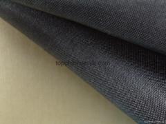 silk habotai dyed 11207