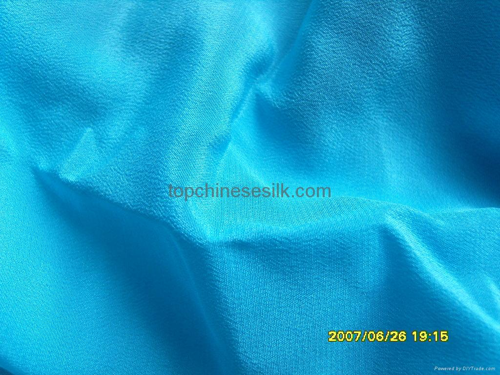 Silk crepe dyed 12101 1
