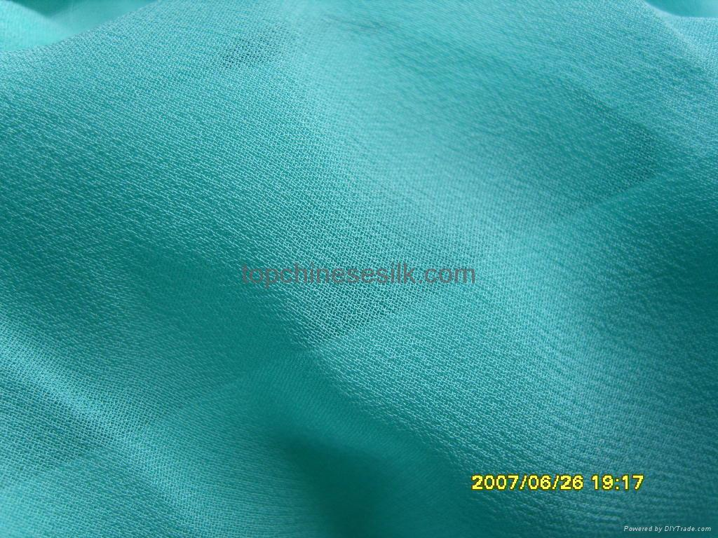 Silk georgette dyed 10103 1