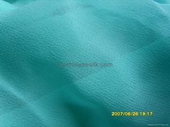 Silk georgette dyed 10103