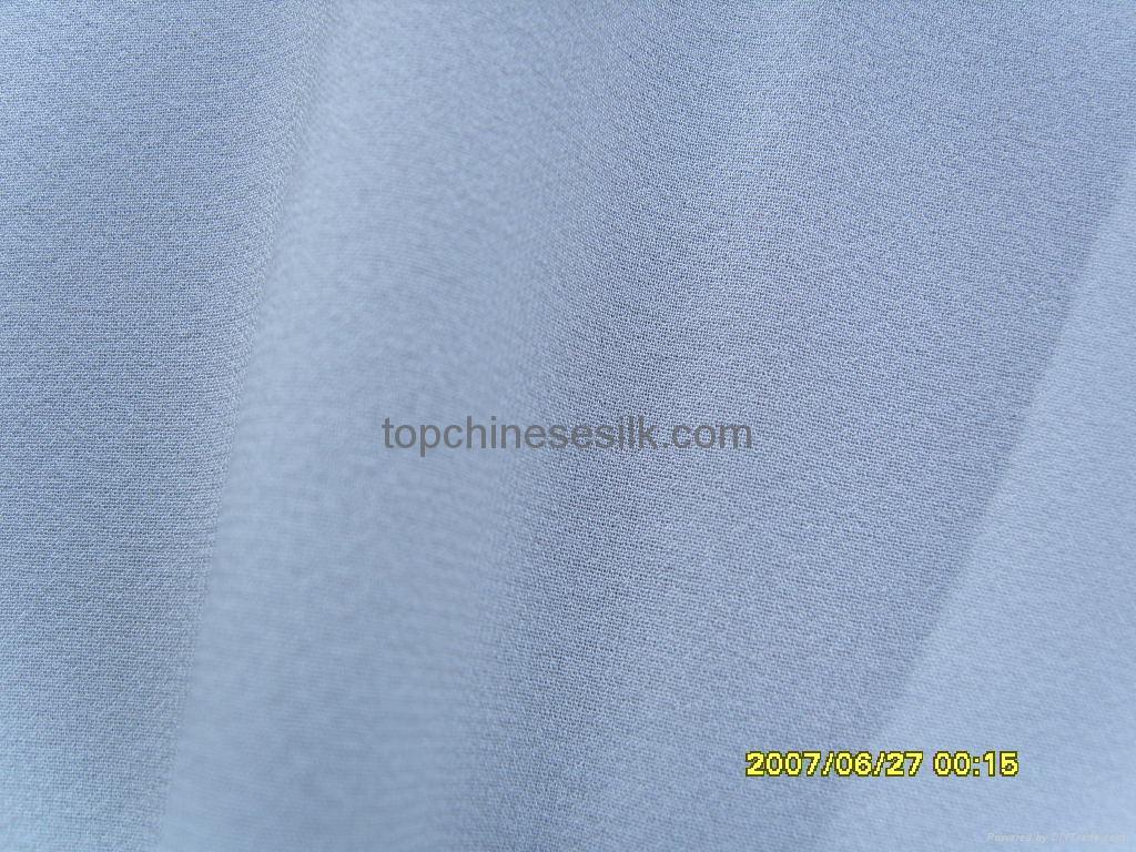 Lycra silk georgette 1