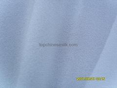 Lycra silk georgette