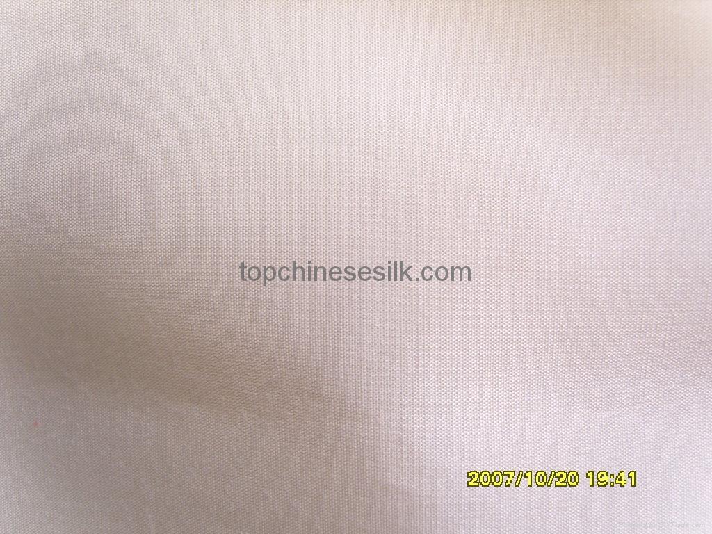 silk+cotton mixed plain 1
