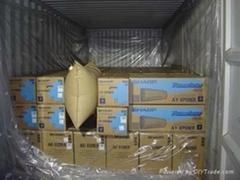 防城港集装箱填充缓冲牛皮纸充气袋