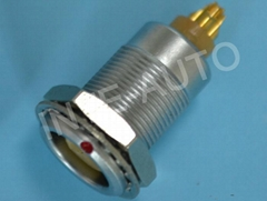 Lemo circular B connector 2/3/4/5/6/7/9/10/14/16 multipin wire connector (Hot Product - 1*)