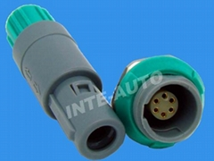 Push pull compatible 14 pin Plastic Substitute Connector for plug PAG, Medical c (Hot Product - 1*)