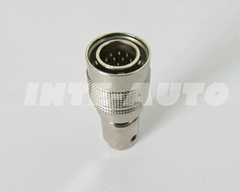 HR10 4-pin hirose connector for audio technical