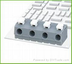 变压器用CS免螺丝压扣式接线端子
