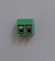 绿色连接器 126接线端子