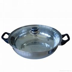 不鏽鋼湯鍋系列