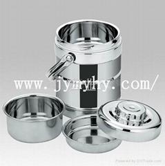 不鏽鋼無磁直型保溫提鍋1.4L-1.8L