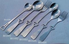 不锈钢西餐具B016