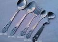 揭陽不鏽鋼餐具B019